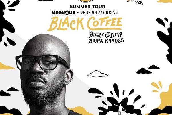 black coffee dj
