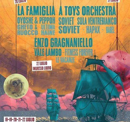 NaDir \ Napoli Direzione Opposta Festival
