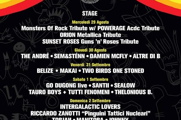 Jack Daniel's - Home Festival