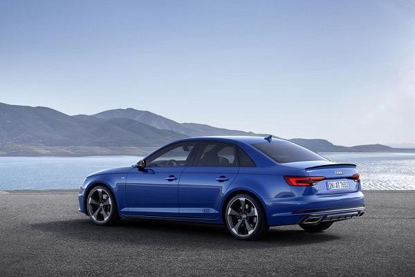 Audi A4: con il m.y. 2019 debutta il nuovo motore mild-hybrid