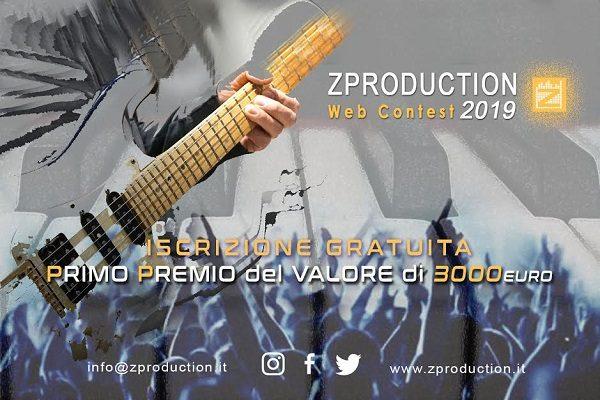 ZProduction Web Contest 2019