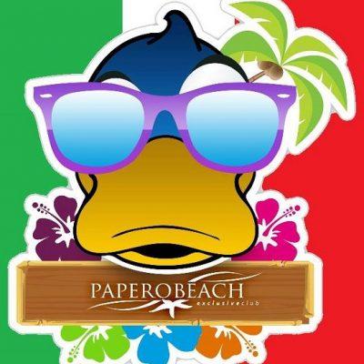 papero beach chupito night