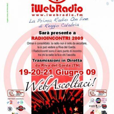 radio incontri 2009