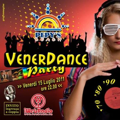 venerdance party