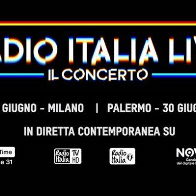 radio italia live - il concerto 2017