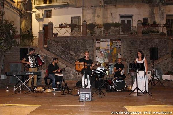 Angela Bianco ed i Castrum in Quartet