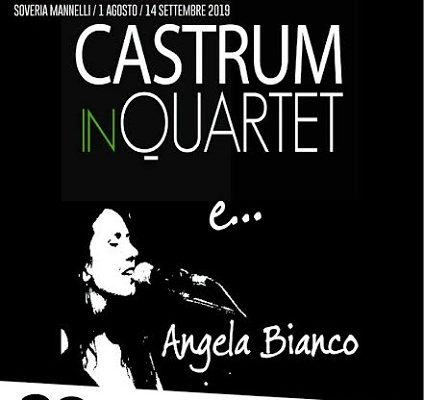 Angela Bianco ed i Castrum in Quartet