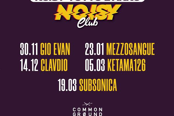 Noisy Naples Fest