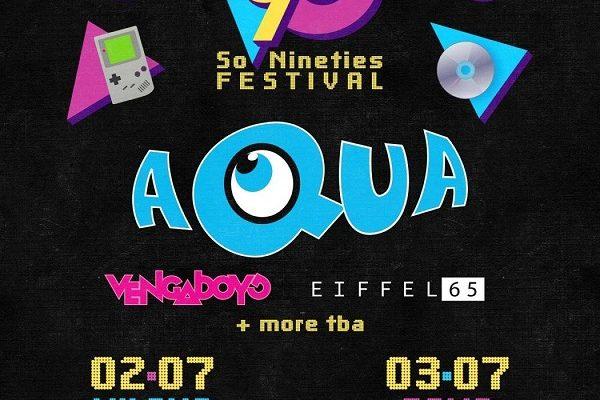 So '90s Festival