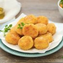 Crocchette di patate e baccalà
