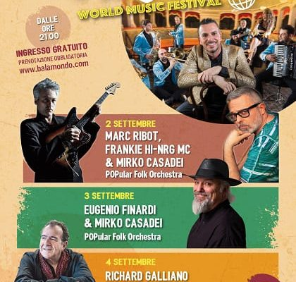 Balamondo World Music Festiva
