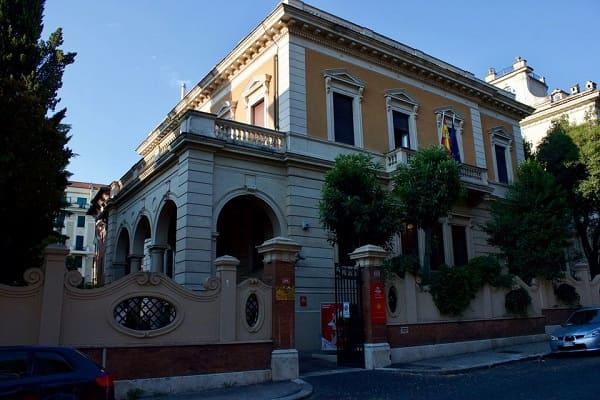 istituto cervantes roma