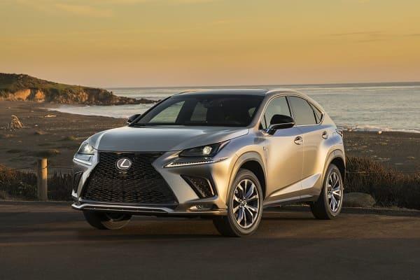 Lexus NX Model Year 2021