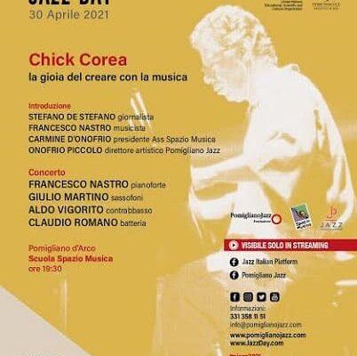 Chick Corea - pomigliano jazz